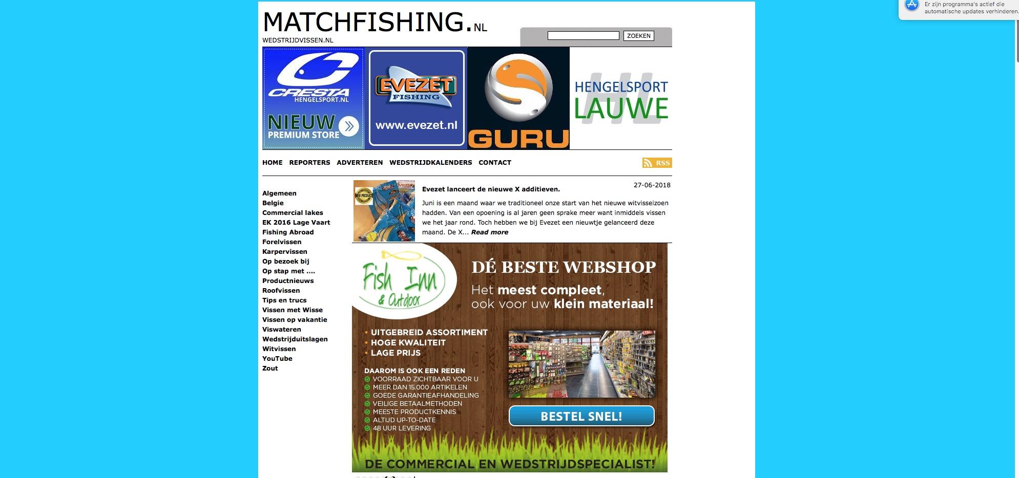 Catch meer vis dating
