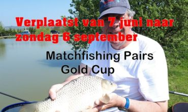 MATCHFISHING PAIRS GOLD CUP